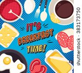 Vector Breakfast Time...