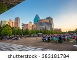 may 1  2015 dallas  tx usa ... | Shutterstock . vector #383181784