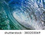 Beautiful Pipeline Closing Wave....