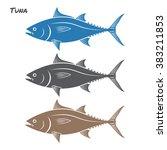 Tuna Fish Vector Illustration...