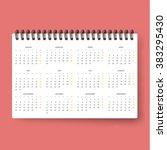 Calendar Template In Dutch 201...