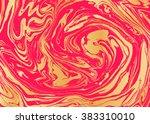vector ink texture. hand drawn...   Shutterstock .eps vector #383310010