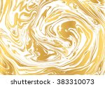 vector ink texture. hand drawn... | Shutterstock .eps vector #383310073