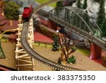 An Old And Dirty Model Railway...