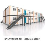 Double Story Portable House An...