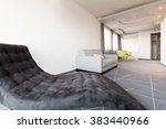 living room furniture   Shutterstock . vector #383440966