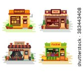 ������, ������: bakery meat shop coffee