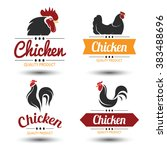 labels and badges set of... | Shutterstock .eps vector #383488696