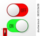 vector ui switch button     ...