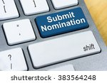 written word submit nomination...