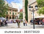 Inca  Majorca  Spain   May 21....