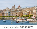 View Of Valletta From Board Of...