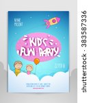Kid\'s Fun Party Celebration...