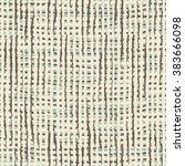 seamless shabby abstract... | Shutterstock .eps vector #383666098