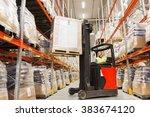 wholesale  logistic  loading ...   Shutterstock . vector #383674120