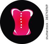corset | Shutterstock .eps vector #383743969