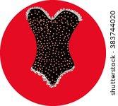 corset | Shutterstock .eps vector #383744020
