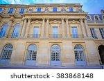 paris  france   february 11 ... | Shutterstock . vector #383868148