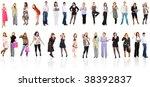 group | Shutterstock . vector #38392837