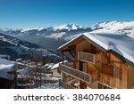 Vallandry   French Alps   Winter