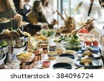 food buffet catering dining