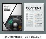 photography vector magazine....