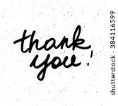 conceptual handwritten phrase... | Shutterstock . vector #384116599