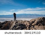 the dante view is the best high ... | Shutterstock . vector #384119110