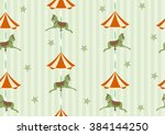 seamless background pattern of... | Shutterstock .eps vector #384144250