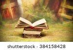 Old  Magic  Fairytale Book