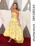 Small photo of LOS ANGELES - FEB 28: Alicia Vikander at the 88th Annual Academy Awards - Arrivals at the Dolby Theater on February 28, 2016 in Los Angeles, CA