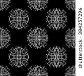 abstract seamless pattern ... | Shutterstock .eps vector #384257296