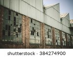 Very Old Abandoned Warehouse