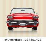 very realistic vector... | Shutterstock .eps vector #384301423