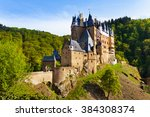 eltz castle gates and...