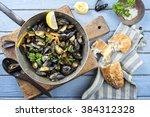 Sailors Mussel In Casserole