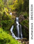 Triberg Falls Is One Of The...