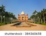 Tomb Of Safdarjung In New Delh...