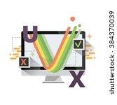 ux design web infographic...