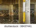 Lake Water Depth Meter With...