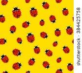 Art Ladybug Back Pattern...