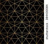 golden texture.seamless... | Shutterstock .eps vector #384430084