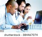 doctor. | Shutterstock . vector #384467074