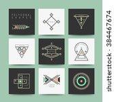 sacred geometry  set of minimal ...