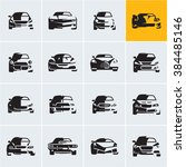 car icons   graphic vector car... | Shutterstock .eps vector #384485146