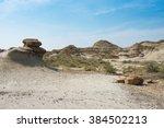 Badlands Rocks And Formations