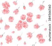 seamless background pattern  ... | Shutterstock .eps vector #384566560