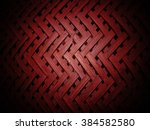 Bamboo Weave Pattern Texture...