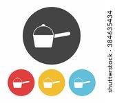 pot icon | Shutterstock .eps vector #384635434