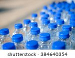 Closeup On Mineral Water...